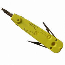 Punch Down Tool for Different-Sized Cables (ST-2004)